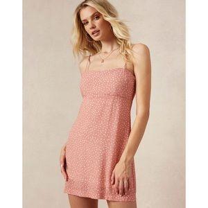 NWT Beach bunny rose slip dress